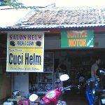 Peluang Usaha Cuci Helm Mampu Hasilkan Jutaan Rupiah