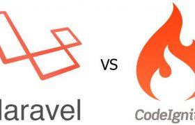 Kenapa Saya Memilih CodeIgniter daripada Laravel?