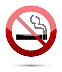 Jangan Merokok atau Minum Minuman Beralkohol