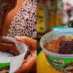Cara Membuat Es Kepal Milo