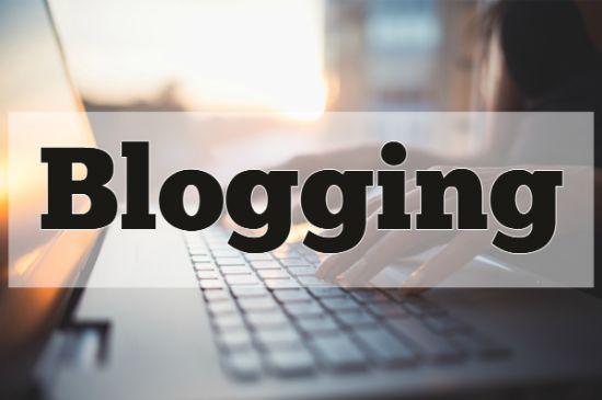 ngeblogging